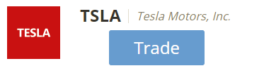 Trade Tesla on eToro